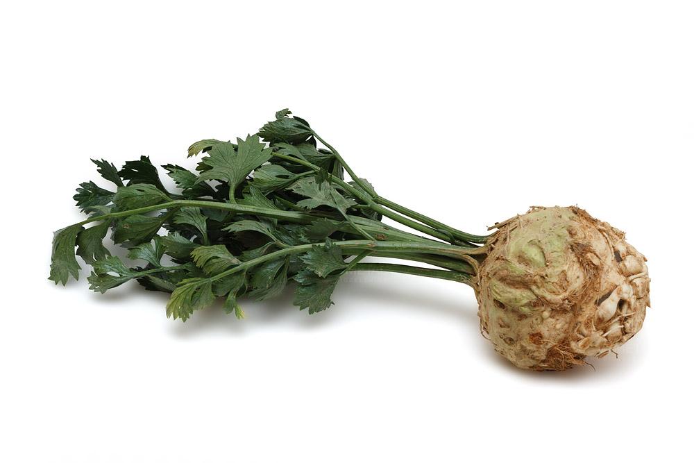 Celer bulvový s natí