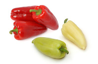Paprika polní (mix barev)